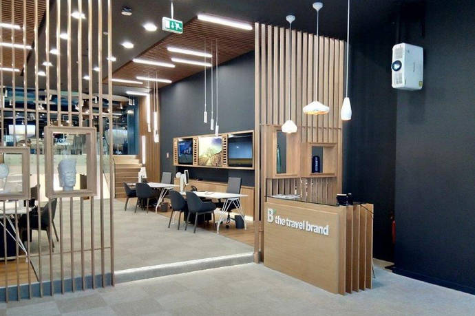 Primera 'flagship' de B the travel brand en Lisboa
