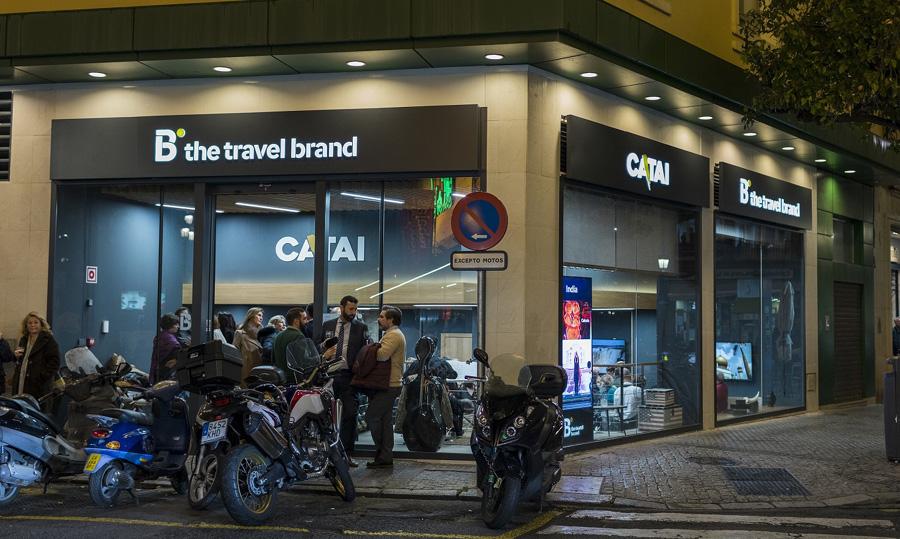 Las tiendas 'premium', al margen de Catai