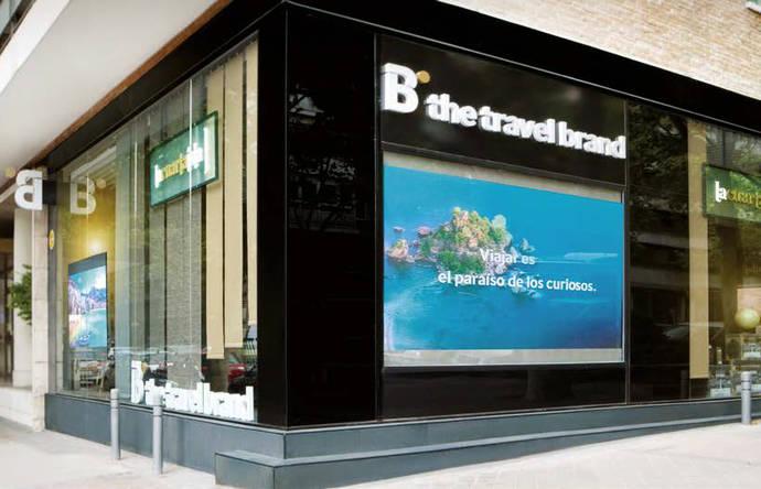 B the travel brand factura un 8% más pese a disponer de menos puntos de venta