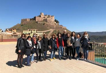 El Convention Bureau de Barcelona visita el Bages
