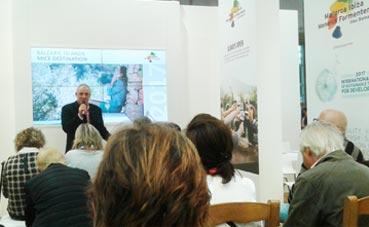 Baleares presenta su completa oferta de reuniones y eventos
