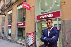 El fundador de Civitatis, Alberto Gutiérrez.