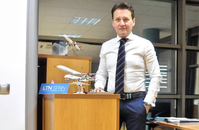 David Ballesteros lidera la creación de un consolidador para las agencias españolas