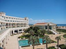Hotel Balneario Las Arenas.