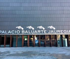 Baluarte acoge desde hoy el festival del género negro 'Pamplona Negra'