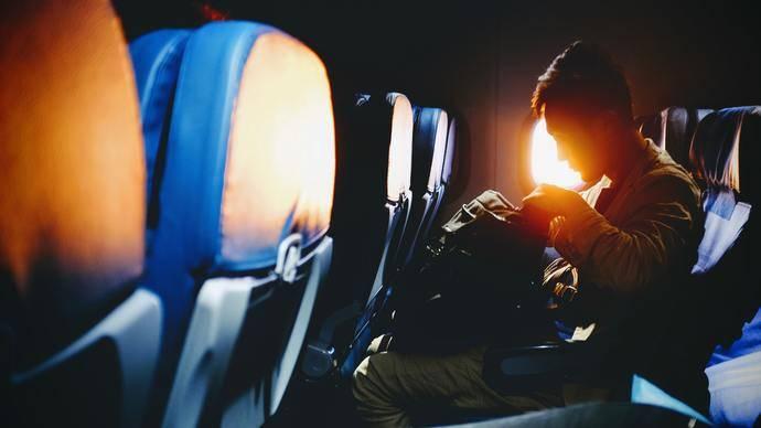 El protocolo de AESA permite flexibilidad en la disposición de los asientos de avión