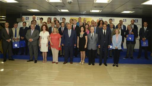El ICTE certifica a 236 playas con la Bandera 'Q'