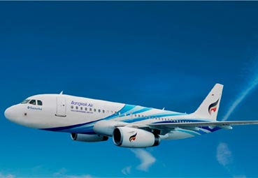 Bangkok Airways y Turkish Airlines se asocian en código compartido