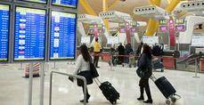 Récord histórico en los aeropuertos de la red de Aena