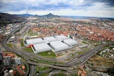 El Bilbao Exhibition Centre y Barakaldo.