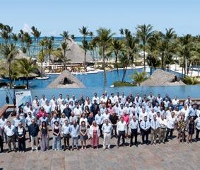Barceló celebra su convención de directores EMEA en el Caribe