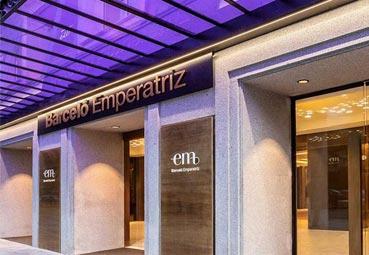Nuevos servicios 'business' en el Barceló Emperatriz