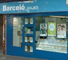B the travel brand pierde una cuarta parte de sus agencias for Oficina barcelo viajes