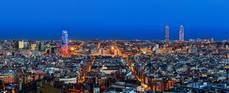 Londres y Barcelona la ciudades con más comentarios en 2017
