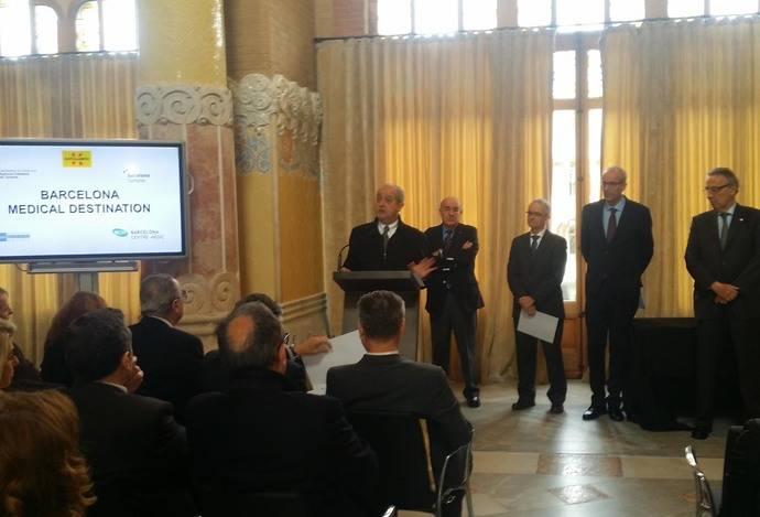 Generalitat y sector privado promoverán el Turismo médico
