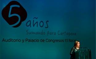 El Batel celebra su quinto aniversario con danza y música