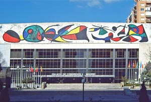 Ofensiva del Gobierno: Obras en el Palacio de Congresos en 2022 para mantener la sede de la OMT