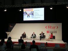 Imagen del encuentro en FITUR.