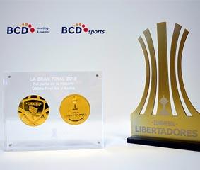 BCD Travel, Premio Conmebol por su gestión en la Copa Libertadores