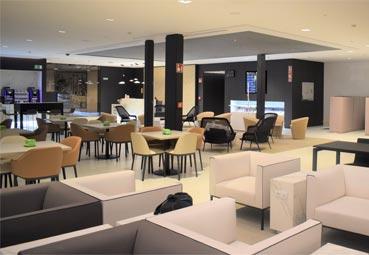 El Prat duplica la superficie de la Sala VIP Canudas