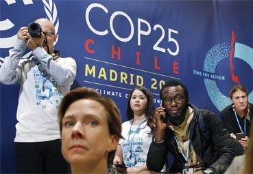 'Excelentes' Bco Congresos y BCD m&e en COP25