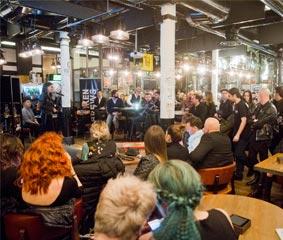 Beon organiza las presentaciones de Redken Brews