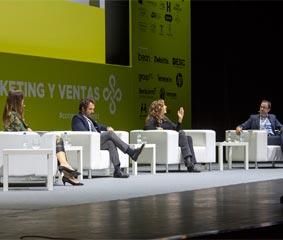 Más de 1.000 personas asisten al III Congreso Nacional de Marketing y Ventas