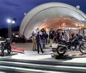 BMW presenta en Málaga sus nuevas motos de la mano de Beon Worldwide
