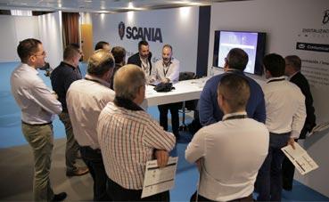 Beon organiza la convención de Scania en Portugal