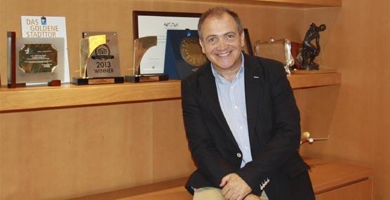 Antonio Bernabé: 'El MICE representa el 25% del impacto del turismo en la ciudad'