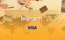 Acuerdo entre Visa y Bidroom permitirá a los clientes ahorrar