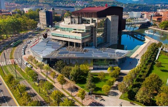 Euskalduna suspende el 90% de su actividad congresual entre marzo y mayo