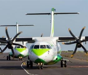 Binter incorpora la Clase Business a vuelos internacionales