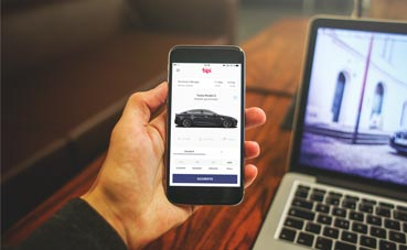 Bipi presenta las novedades de su 'app' de 'rent a car'
