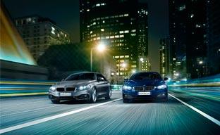 Europcar amplía su flota Selection de categoría Luxury