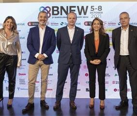 La ministra de Transportes clausura el BNEW 2021