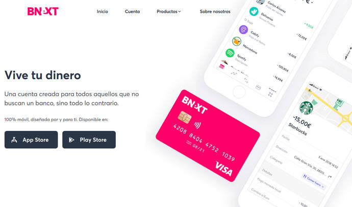 Bnext lanza junto a InterMundial un seguro 'mobile'