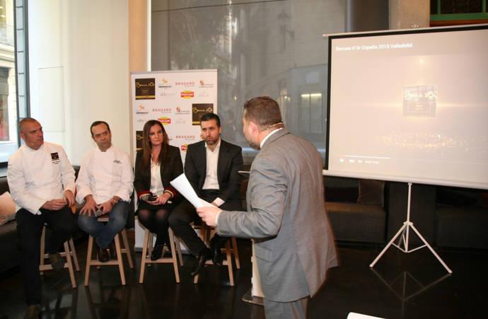Presentados los chefs españoles del Bocuse D'or