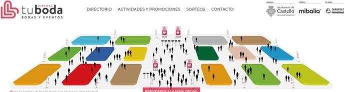 La feria de bodas de Castellón será online