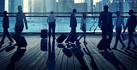 El 93% de los viajeros de negocios se estresa en algún momento del viaje