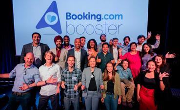 Booking anuncia los ganadores del Booking Booster