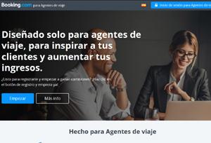 La nueva plataforma B2B de Booking despierta gran interés entre los agentes