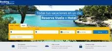 Booking se había dedicado en exclusiva a la distribución de alojamiento.