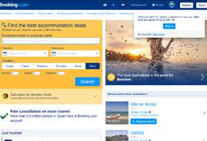 Alarma en el sector hotelero por el creciente dominio de Booking y Expedia