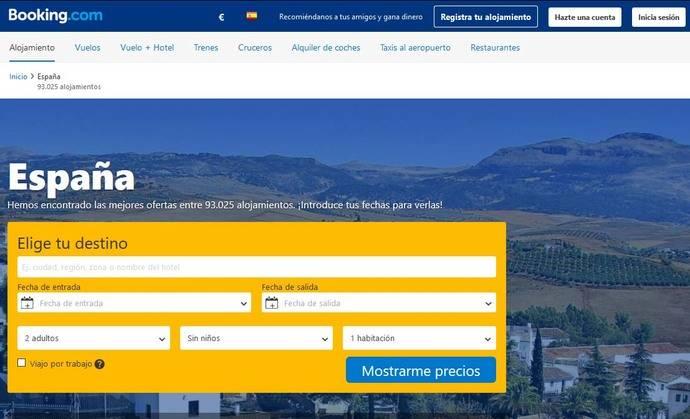Booking pasa de ser un buscador hotelero a ofrecer los servicios de cualquier OTA