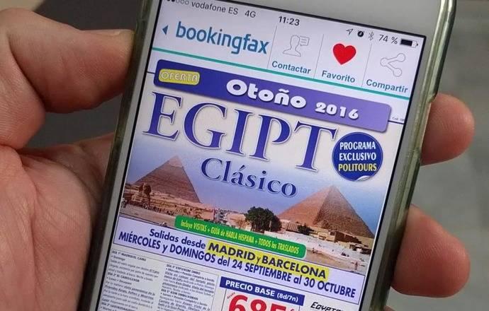 Bookingfax crea un desarrollador de 'apps' para agencias