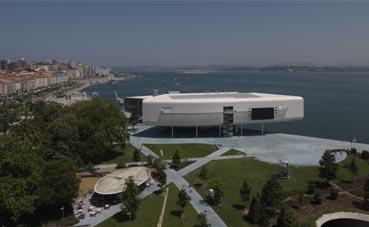 Centro Botín, un nuevo espacio para el arte y los eventos