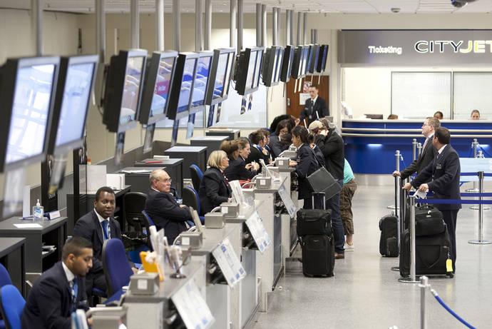 Brexit: Bruselas tiene un plan para evitar el caos aéreo