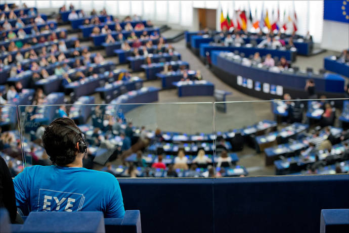 Hotrec, a favor de la transparencia en las plataformas de economía colaborativa