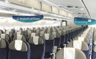 Brussels Airlines presenta su nueva clase Economy Plus